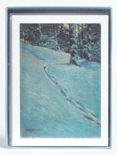Holiday Notecards  AGO  Collection: Canadian Winter Landscapes