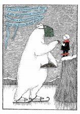 Edward Gorey, The Great Veiled Bear - Holiday Cards