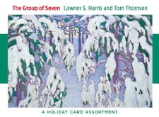 Group of Seven, Lawren S. Harris and Tom Thomson - Holiday Card Assortment
