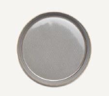 Small Plate Slate Gray