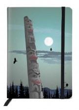 Mark Preston: Totem Pole Notebook