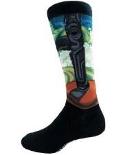 Emily Carr: Skidegate Socks