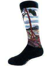 Tom Thompson: West Wind Socks