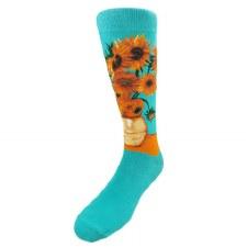 Vincent Van Gogh: Sunflowers Socks