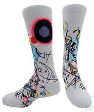 Wassily Kandinsky: Composition 8 Socks