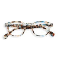 IZIPIZI: Screen Glasses #C - Blue Tortoise +2