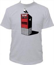Tresnormale Atelier: Seagull T Shirt Unisex Medium