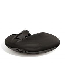 Serenity Platter - Black 40cm