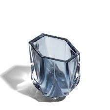 Zaha Hadid Shimmer Tealight - Blue