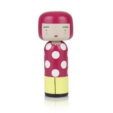 Artist Wooden Dolls - Dot