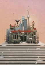 State Goods + Jullian Ablaza: Castle Under Construction