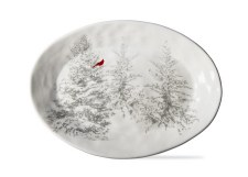 Winter Sketch Platter