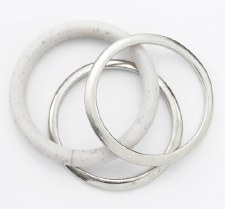Two A: Mixed Bangles