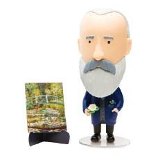 Today Is Art Day Figure - Claude Monet