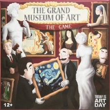 The Grand Museum of Art Board Game