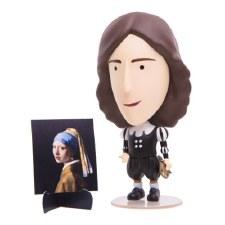 Today Is Art Day Figure - Johannes Vermeer
