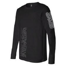 "Maynard Johnny Jr.: ""Urban Wolf"" Long Sleeve T Shirt - Large"