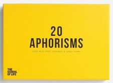 Card Set: 20 Aphorisms
