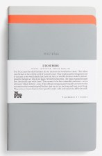 The Stoics - Set of 3 Notebooks