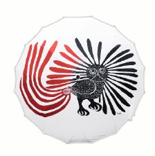 Kenojuak Ashevak: Enchanted Owl Umbrella