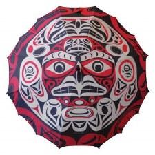 Joe Wilson-Sxwaset: Thunderbird Moon Umbrella