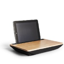 iBed Wood Lap Desk for Tablets