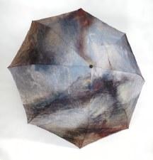 J.M.W. Turner:  Snow Storm Umbrella