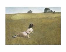 "Andrew Wyeth: Christina""s World - 11"" x 14"""