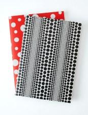 Yayoi Kusama: Set of 2 Notebooks