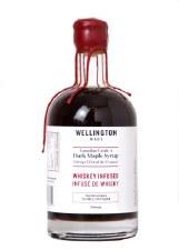 Wellington Made: Whiskey Infused Dark Maple Syrup