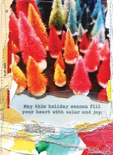 Colour and Joy - Holiday Cards