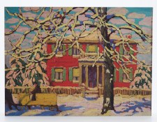 Holiday Notecards AGO Collection: Lawren S. Harris