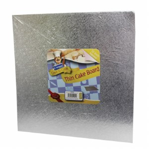 12inch Square Cake Board