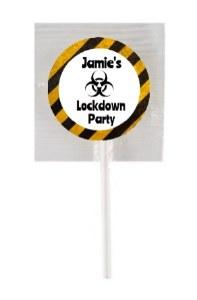 15Pk Lockdown Lollipops
