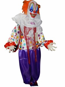 166cm Standing Animated Clown