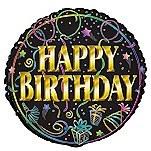 Birthday Helium Balloon