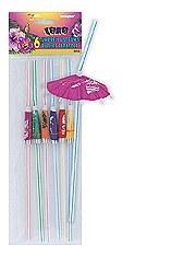 Umbrella Straws