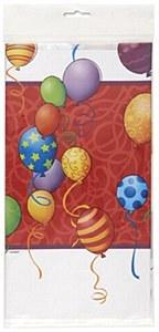 Birthday Balloon Tablecover