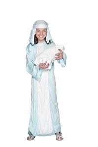 Holy Mary Costume