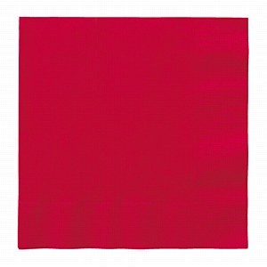 Ruby Red Paper Napkins
