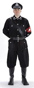 Gestapo Officer Costume