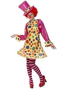 Clown Lady Costume