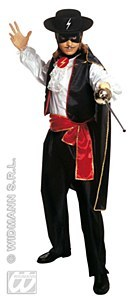 Caballero Costume