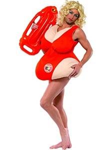 Baywatch Costume