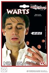 Warts Makeup Effect