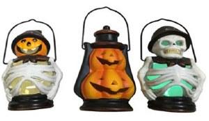 Halloween LED Lantern