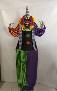 170cm Standing Horror Clown