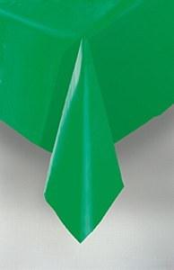 Emerald Green Tablecover