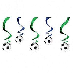 Soccer Swirls