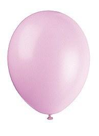 Powder Pink Balloons